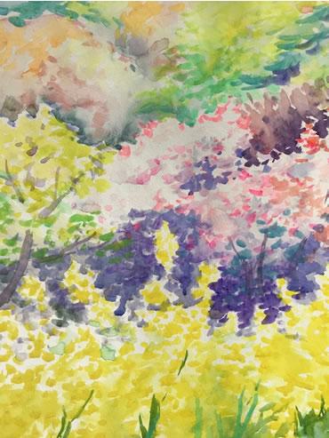 水彩画家・長尾周二1904171
