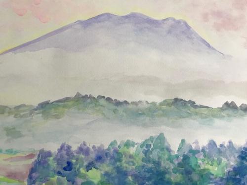水彩画家・長尾周二1805292