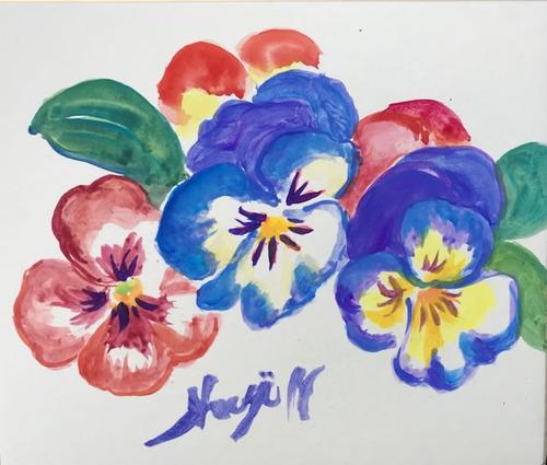 水彩画家・長尾1周二1911204