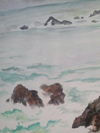 水彩画家・長尾周二161226