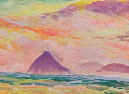 水彩画家・長尾周二1903011