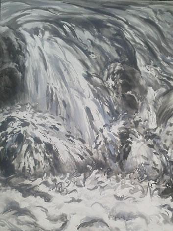 水彩画家・長尾周二1611131