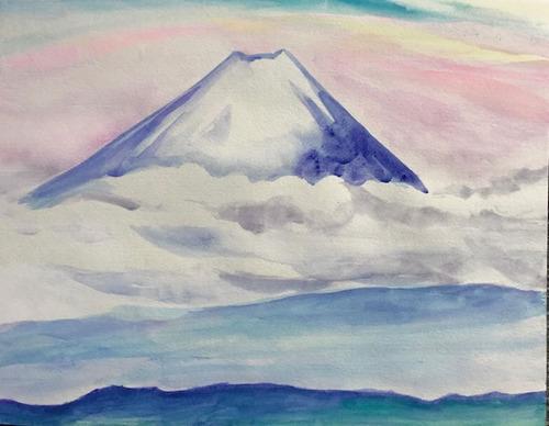 水彩画家・長尾1周二1910273
