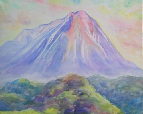 水彩画家・長尾周二1704211
