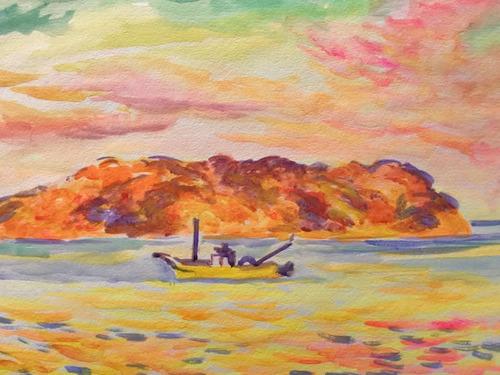 水彩画家・長尾周二1902142