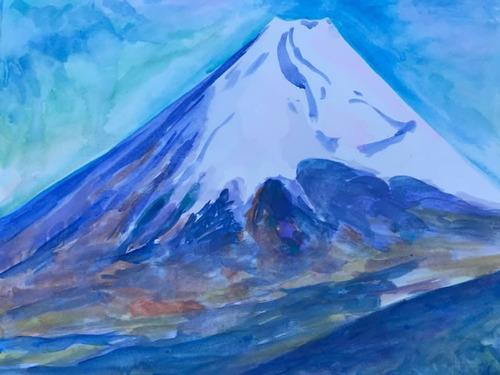 水彩画家・長尾周二1903202