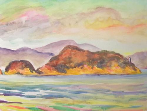 水彩画家・長尾周二1902191