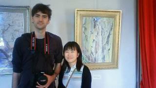 水彩画家・長尾周二・旅行記写真100821