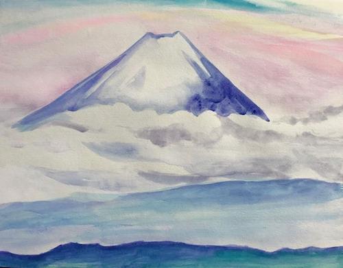 水彩画家・長尾1周二1912151
