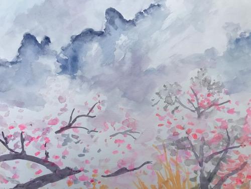 水彩画家・長尾周二2003161
