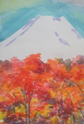 水彩画家・長尾周二1611201