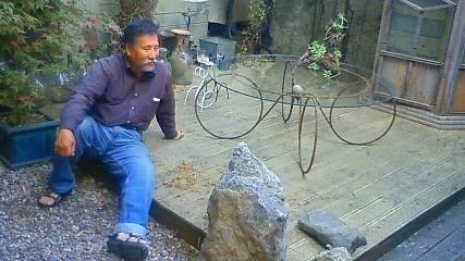 水彩画家・長尾周二120907