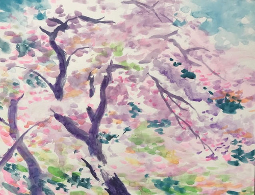 水彩画家・長尾周二2004121
