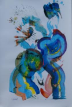 2010日仏友好展覧会出品作品写真8
