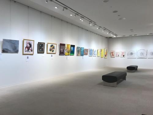 長尾周二・日仏国際交流展3