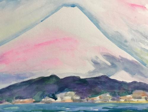 水彩画家・長尾周二1903082