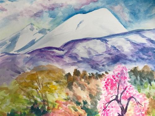 水彩画家・長尾周二2001301
