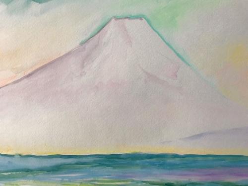 水彩画家・長尾周二1903241