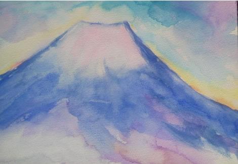 水彩画家・長尾周二161027