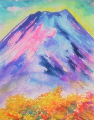 水彩画家・長尾周二1611091