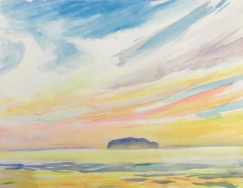 水彩画家・長尾周二2006221
