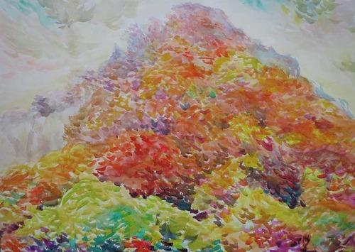 水彩画家・長尾周二1711301