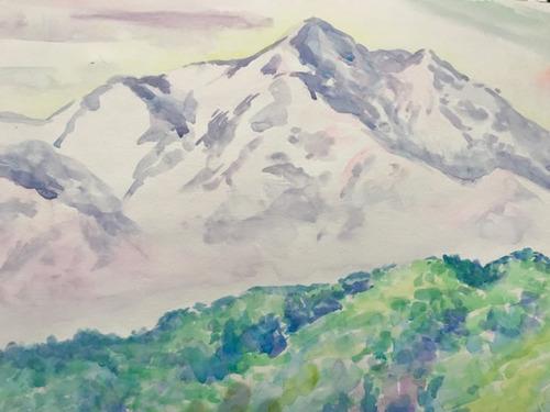 水彩画家・長尾周二1805291