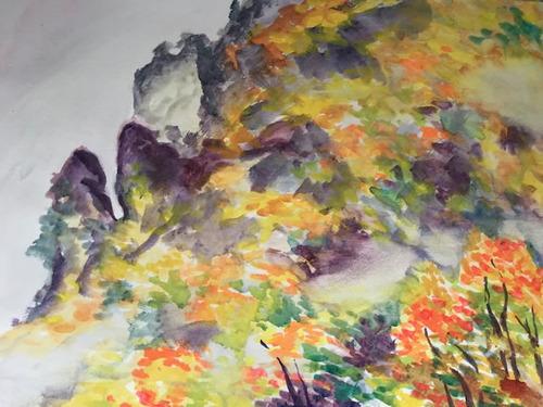 水彩画家・長尾1周二1911251