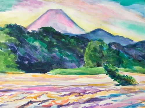 水彩画家・長尾1周二1910261