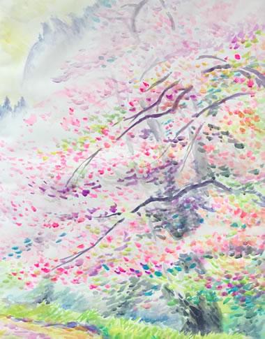水彩画家・長尾周二2004212