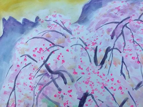 水彩画家・長尾周二2003231