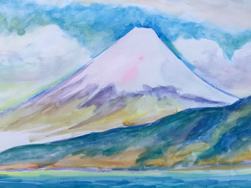 水彩画家・長尾周二1905221