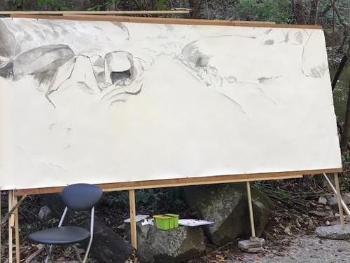 水彩画家・長尾1周二1911041