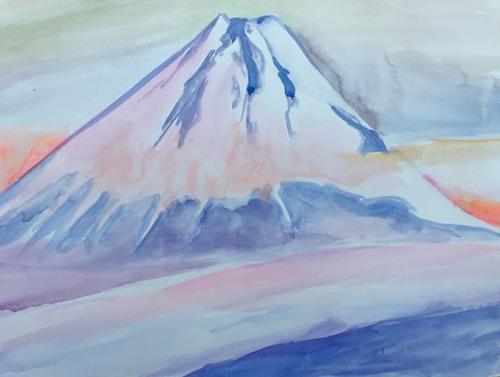 水彩画家・長尾周二1903242