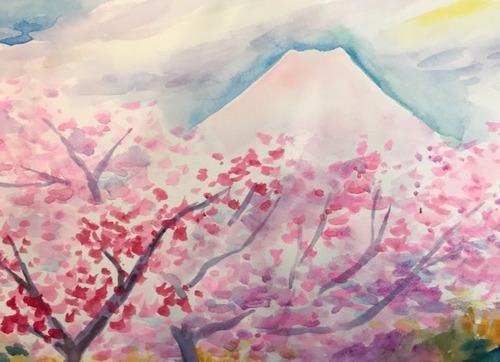 水彩画家・長尾周二1905021