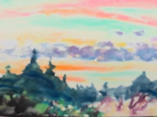 水彩画家・長尾1周二1910091