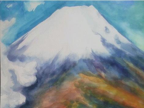 水彩画家・長尾周二1611092