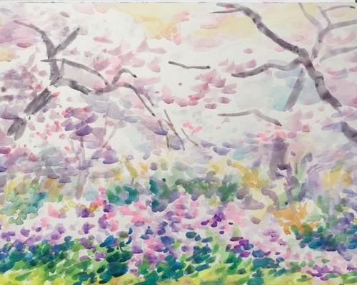 水彩画家・長尾周二2004172