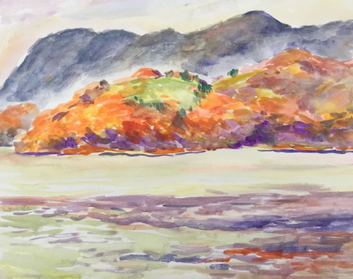 水彩画家・長尾周二1812211
