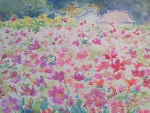 水彩画家・長尾周二1610181