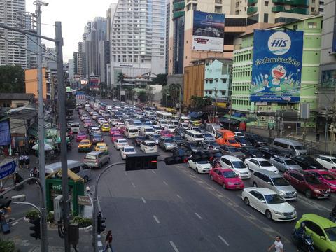 traffic-bangkok