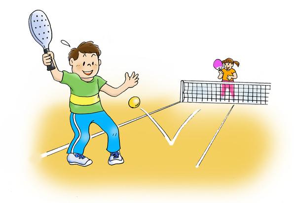 p3パドルテニス体験