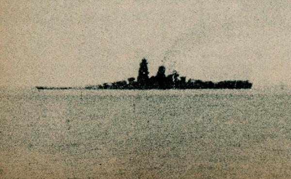 シブヤン海の武蔵