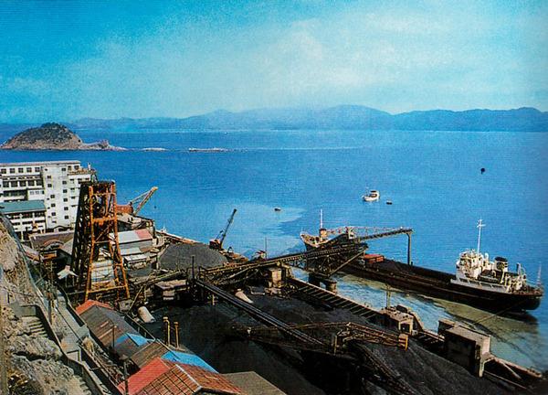 軍艦島鉱業所583