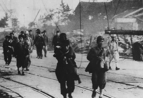 NagasakiSurvivors1945