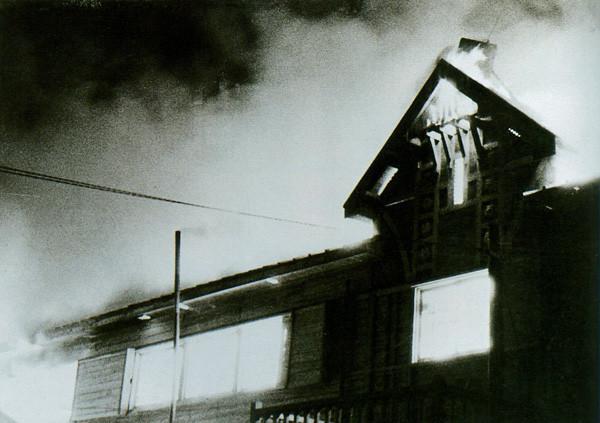 軍艦島火災被害580a