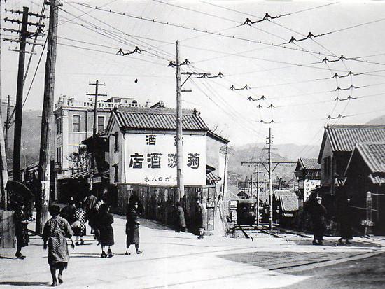 桜町勝山商店街大正9