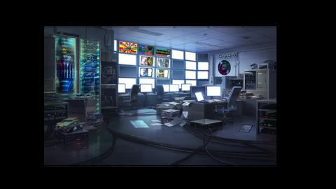ゆっくりスタジオ 地下研究所3