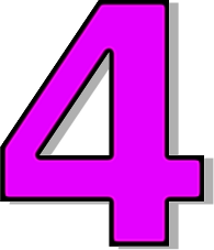 number_4_purple