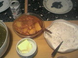 インド家庭料理4